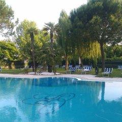 Отель Terme Belsoggiorno Италия, Абано-Терме - отзывы, цены и фото номеров - забронировать отель Terme Belsoggiorno онлайн бассейн