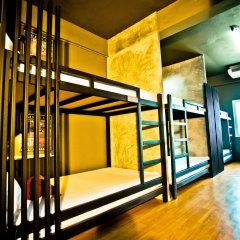 Sleepcafe Hostel Паттайя балкон