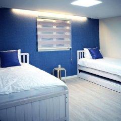 Отель Albergue Guesthouse Korea комната для гостей фото 2