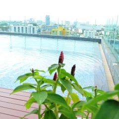 Отель Wooden Suites (the Rich @sathorn-taksin) Бангкок пляж