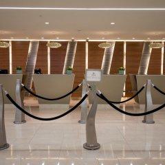 Отель Hilton London Metropole фитнесс-зал фото 3