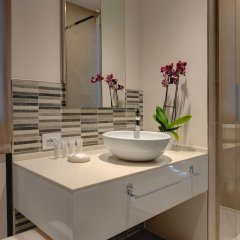 Отель Fly Decò Hotel Италия, Лидо-ди-Остия - отзывы, цены и фото номеров - забронировать отель Fly Decò Hotel онлайн ванная фото 2