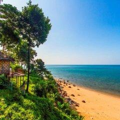 Отель Koh Jum Resort пляж фото 2