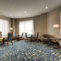 Отель Hampton Inn by Hilton Pawtucket