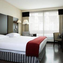 Отель NH Brussels Stéphanie комната для гостей фото 2
