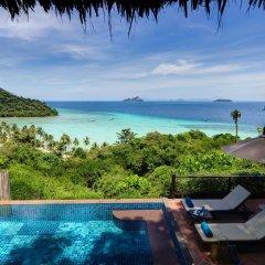 Отель Phi Phi Island Village Beach Resort пляж фото 2
