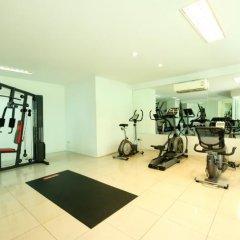 Отель Jomtien Plaza Residence фитнесс-зал фото 3