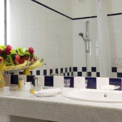 Отель Novotel Cannes Montfleury Франция, Канны - отзывы, цены и фото номеров - забронировать отель Novotel Cannes Montfleury онлайн ванная