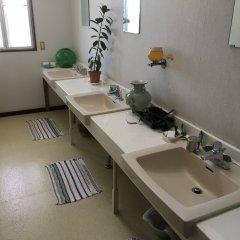 Отель Pension Active Якусима ванная