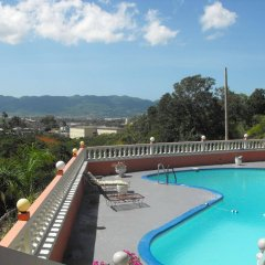 Отель Verney House Resort Ямайка, Монтего-Бей - отзывы, цены и фото номеров - забронировать отель Verney House Resort онлайн бассейн