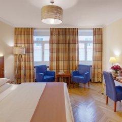 Отель Alpen Hotel München Германия, Мюнхен - 1 отзыв об отеле, цены и фото номеров - забронировать отель Alpen Hotel München онлайн комната для гостей фото 4