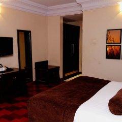 Отель Owu Crown Hotel Нигерия, Ибадан - отзывы, цены и фото номеров - забронировать отель Owu Crown Hotel онлайн удобства в номере фото 2