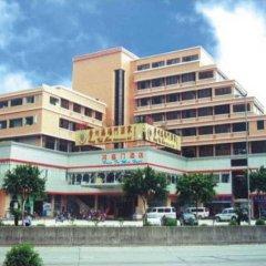 Guangzhou Hung Fuk Mun Hotel бассейн