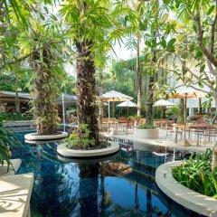 Отель Surin Beach 2 Bedroom Apartment Таиланд, Камала Бич - отзывы, цены и фото номеров - забронировать отель Surin Beach 2 Bedroom Apartment онлайн приотельная территория