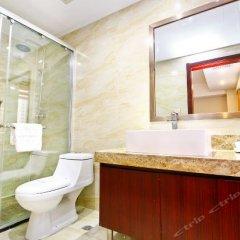 Отель Junhao International Hotel (Xi'an Administration Centre North Railway Station) Китай, Сиань - отзывы, цены и фото номеров - забронировать отель Junhao International Hotel (Xi'an Administration Centre North Railway Station) онлайн ванная