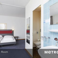 Отель Easy Hotel Metropole by Kreuz Швейцария, Берн - 3 отзыва об отеле, цены и фото номеров - забронировать отель Easy Hotel Metropole by Kreuz онлайн комната для гостей фото 4