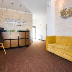 Гостиница Топ Хилл в Краснодаре отзывы, цены и фото номеров - забронировать гостиницу Топ Хилл онлайн Краснодар комната для гостей фото 4