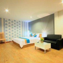 Отель Sea Breeze Jomtien Residence Таиланд, Паттайя - отзывы, цены и фото номеров - забронировать отель Sea Breeze Jomtien Residence онлайн