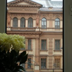 Отель Меблированные комнаты Баттерфляй Санкт-Петербург балкон