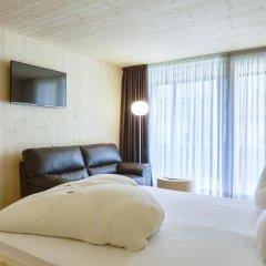 Hotel Obermoosburg Силандро комната для гостей