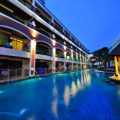 Отель Karon Sea Sands Resort & Spa Таиланд, Пхукет - 3 отзыва об отеле, цены и фото номеров - забронировать отель Karon Sea Sands Resort & Spa онлайн бассейн