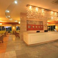 Can Garden Beach Турция, Сиде - отзывы, цены и фото номеров - забронировать отель Can Garden Beach онлайн интерьер отеля
