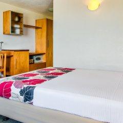 Отель Tanoa Plaza Suva Фиджи, Вити-Леву - отзывы, цены и фото номеров - забронировать отель Tanoa Plaza Suva онлайн комната для гостей фото 3