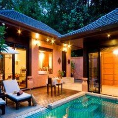 Отель Korsiri Villas Таиланд, пляж Панва - отзывы, цены и фото номеров - забронировать отель Korsiri Villas онлайн бассейн