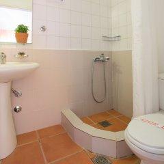 Отель Coral Blue Beach ванная