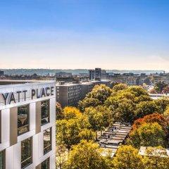 Отель Hyatt Place Washington DC/National Mall США, Вашингтон - отзывы, цены и фото номеров - забронировать отель Hyatt Place Washington DC/National Mall онлайн балкон