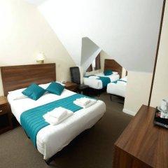 Отель King Solomon Hotel Великобритания, Лондон - 1 отзыв об отеле, цены и фото номеров - забронировать отель King Solomon Hotel онлайн удобства в номере фото 2