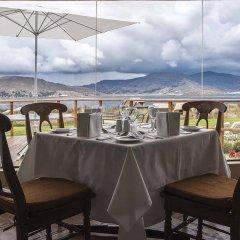 Отель Sonesta Posadas Del Inca Lago Titicaca Пуно питание