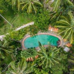 Отель Baan Mai Cottages & Restaurant бассейн