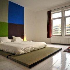 Отель Côté Etangs Бельгия, Брюссель - отзывы, цены и фото номеров - забронировать отель Côté Etangs онлайн комната для гостей фото 4