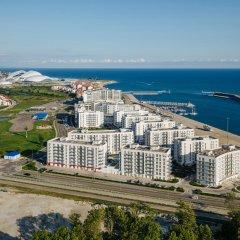 Апарт-отель Имеретинский —Прибрежный квартал Сочи пляж