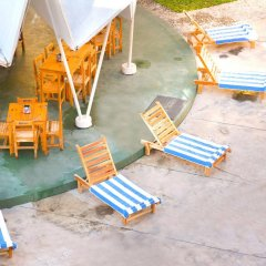 Hotel Maria del Carmen бассейн фото 3