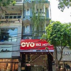 Отель Ibiz Hotel Вьетнам, Ханой - отзывы, цены и фото номеров - забронировать отель Ibiz Hotel онлайн вид на фасад