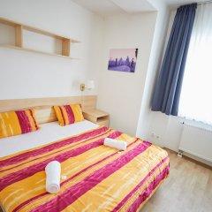 University Hotel Прага комната для гостей фото 5