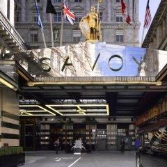 Отель The Savoy вид на фасад фото 3