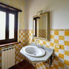 Отель Valle Tezze Италия, Каша - отзывы, цены и фото номеров - забронировать отель Valle Tezze онлайн ванная фото 2
