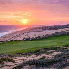 Отель Pueblo Bonito Sunset Beach Resort & Spa - Luxury Все включено спортивное сооружение