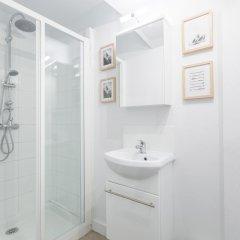 Отель WS Hôtel de Ville – Le Marais Франция, Париж - отзывы, цены и фото номеров - забронировать отель WS Hôtel de Ville – Le Marais онлайн ванная фото 2