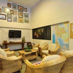 Отель Hi. Mid Bangkok Бангкок интерьер отеля