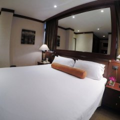 Отель City Lodge Soi 9 Бангкок комната для гостей фото 5