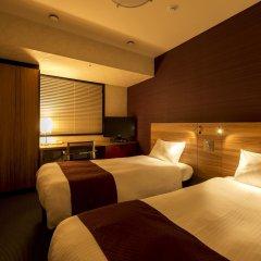 Отель Villa Fontaine Tokyo-Tamachi Япония, Токио - 1 отзыв об отеле, цены и фото номеров - забронировать отель Villa Fontaine Tokyo-Tamachi онлайн комната для гостей фото 4