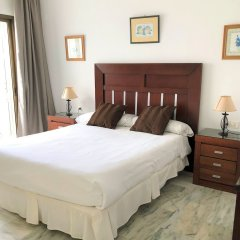 Отель Coral Beach Aparthotel комната для гостей фото 2