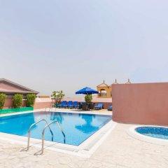 Отель Golden Tulip Al Barsha бассейн фото 3