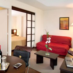 Отель Appart'City Lyon Part Dieu комната для гостей
