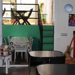 Hostel One Paralelo Барселона питание