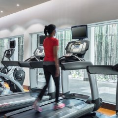 Отель Anantara Riverside Bangkok Resort Таиланд, Бангкок - отзывы, цены и фото номеров - забронировать отель Anantara Riverside Bangkok Resort онлайн фитнесс-зал фото 3